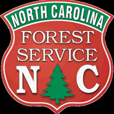 The North Carolina Forest Service logo