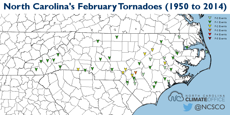 Rapid Reaction: Severe Storms Spawn Tornadoes in NC ...