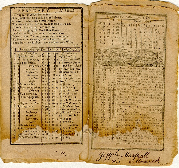 Farmers' Almanacs Use Centuries-Old Forecasting Formulas