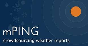 Collect weather information using your smartphone