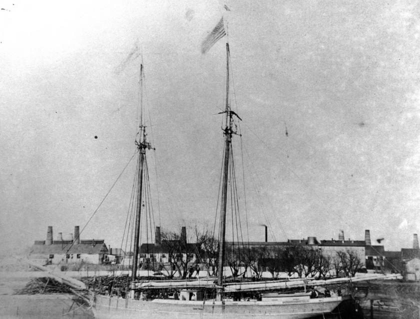 Newport ship