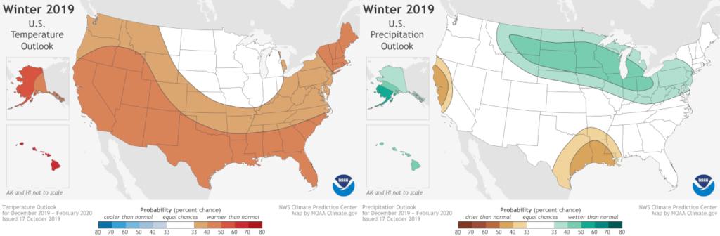 NOAA Winter Outlook