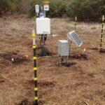 Organic Soil Moisture Station
