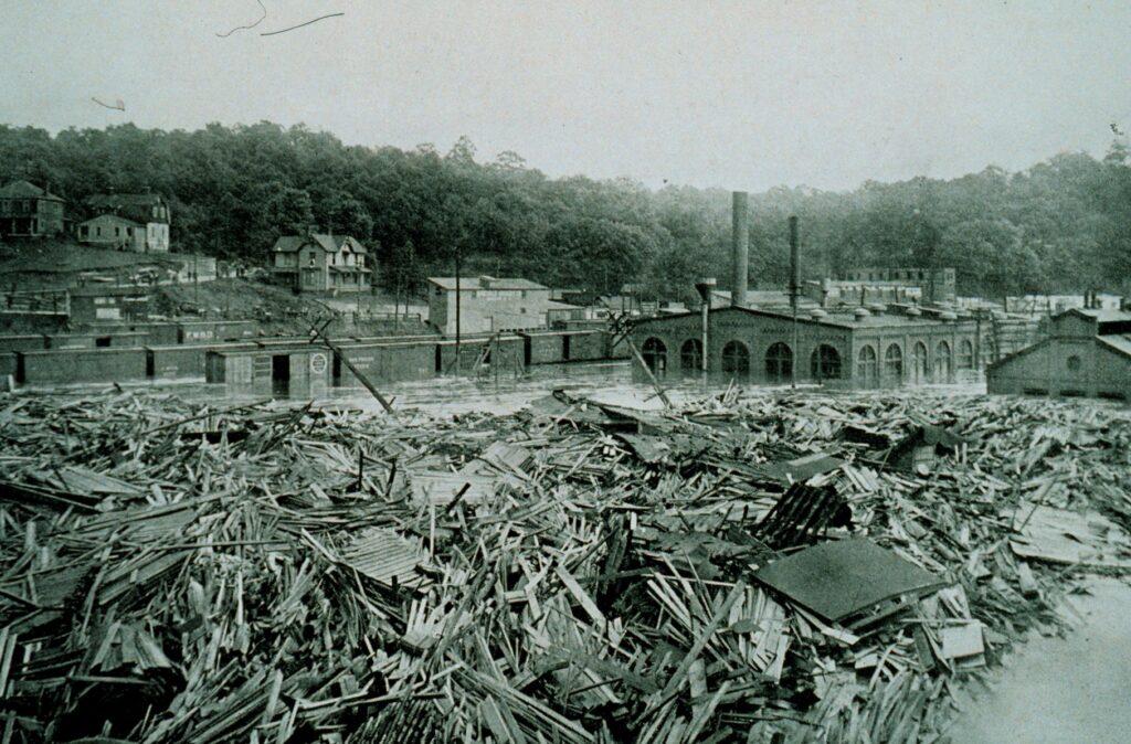 Asheville damage