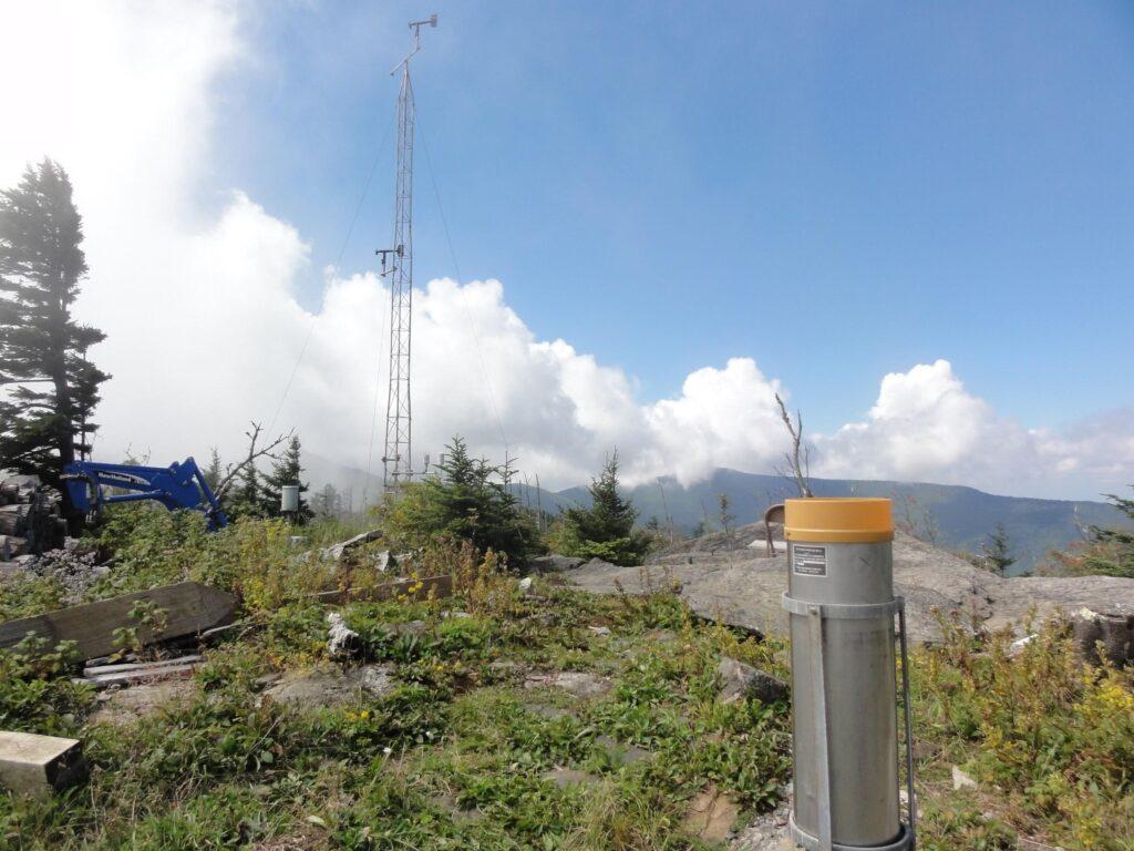 Mt Mitchell Stations
